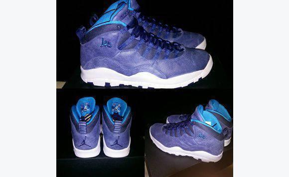 official photos 36517 45768 Air Jordan Retro 10 LA, Size- 9. 5, Brand new