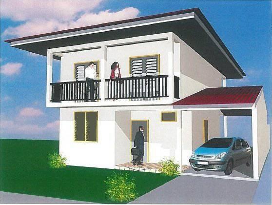 Maison neuf t4 en duplex individuelle 268 000 for Maison neuf