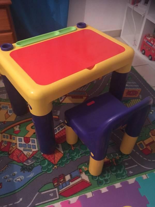 bureau pour enfant marque berchet annonce jeux jouets la savane saint martin. Black Bedroom Furniture Sets. Home Design Ideas
