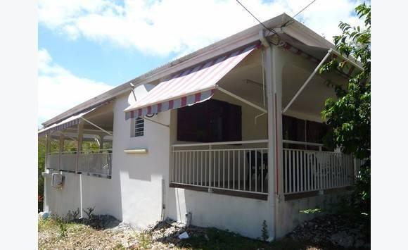 Location annonce locations maison sainte anne guadeloupe for Acheter une maison en guadeloupe
