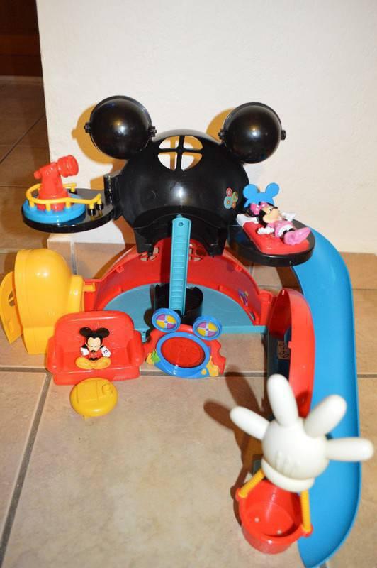 maison de mickey annonce jeux jouets mont vernon. Black Bedroom Furniture Sets. Home Design Ideas