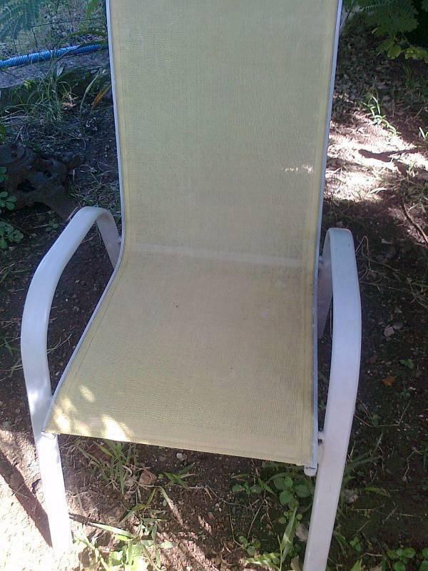 3 fauteuils d 39 exterieur annonce mobilier et quipement for Equipement exterieur
