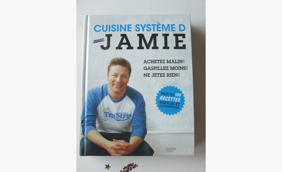 livre de cuisine de jamie oliver annonce dvd cd livres saint martin. Black Bedroom Furniture Sets. Home Design Ideas