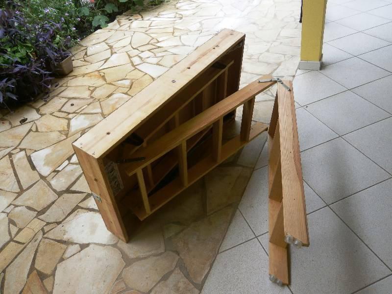 escalier escamotable annonce mobilier et quipement d. Black Bedroom Furniture Sets. Home Design Ideas