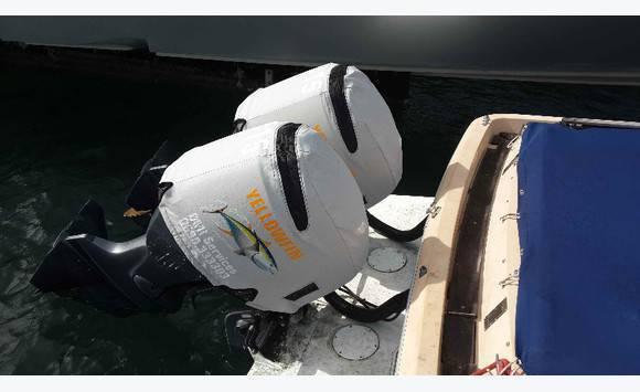 Housses moteur hors bord annonce accessoires - Housse moteur hors bord yamaha ...