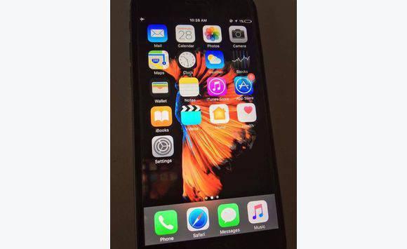 iphone 6s 16gb classified ad telephony philipsburg. Black Bedroom Furniture Sets. Home Design Ideas