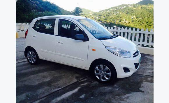 Hyundai i10 - Classified ad - Cars Sint Maarten