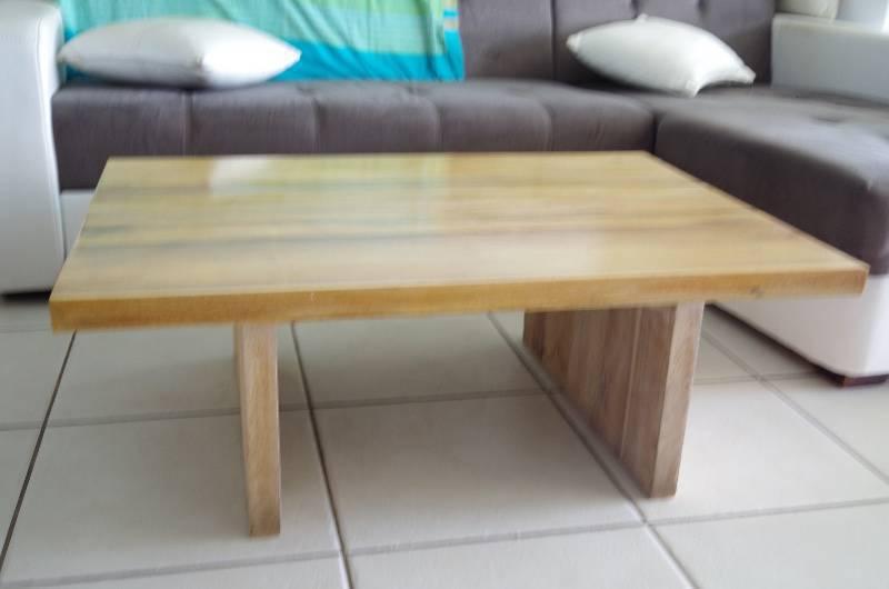 table basse en bois annonce meubles et d coration les. Black Bedroom Furniture Sets. Home Design Ideas