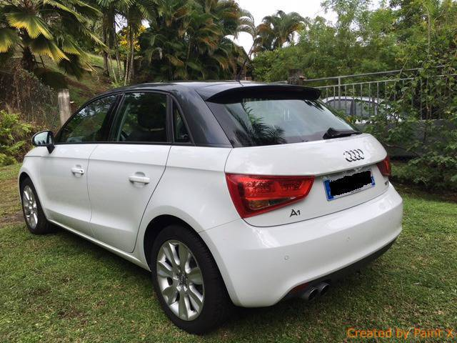 audi a1 sportback bte auto quasi neuve 7500 km annonce voitures ducos martinique. Black Bedroom Furniture Sets. Home Design Ideas