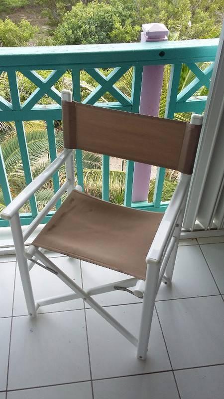 Chaise pliante ext rieur annonce mobilier et for Equipement exterieur