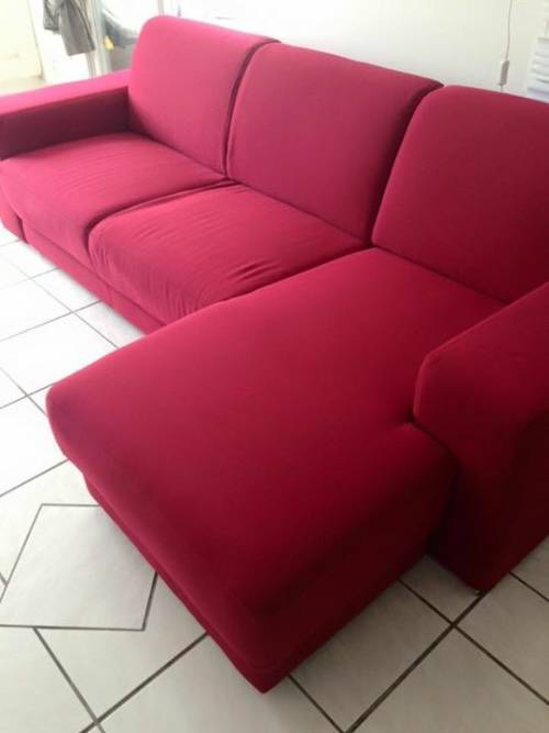 Sofa 3 seater chaise lounge classified ad furniture for 3 seater chaise lounge