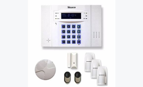 Alarme de securite sans fil tike securite annonce for Alarme maison sans fil tike securite