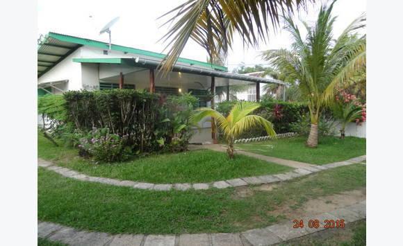 Maison t4 avec jardin montabo annonce locations maison cayenne guyane - Entretien jardin locataire ...