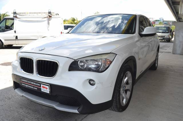 bmw x1 e84 sdrive 18d 143 ch annonce voitures baie mahault guadeloupe. Black Bedroom Furniture Sets. Home Design Ideas