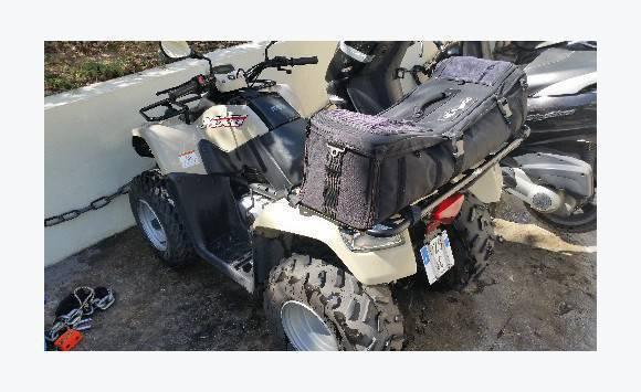quad kymco 150 neuf