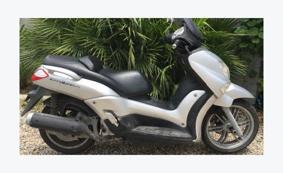 scooter 125 cc mbk city liner classified ad motorbikes. Black Bedroom Furniture Sets. Home Design Ideas