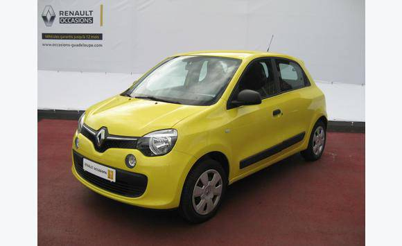 renault twingo 1 0 sce 70 life annonce voitures baie mahault guadeloupe. Black Bedroom Furniture Sets. Home Design Ideas