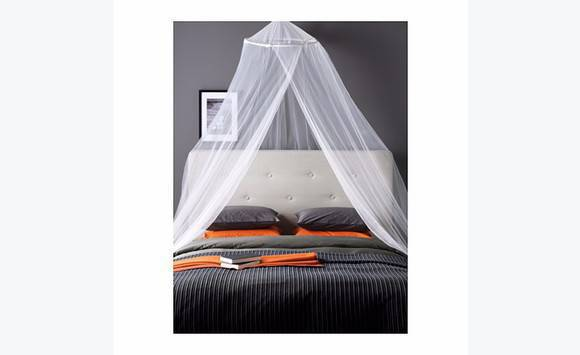 new ikea bed canopy classified ad furniture and. Black Bedroom Furniture Sets. Home Design Ideas