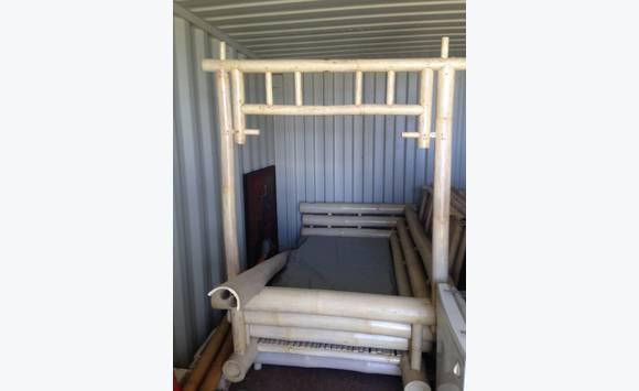 Canap bambou annonce mobilier et quipement d for Mobilier bambou exterieur