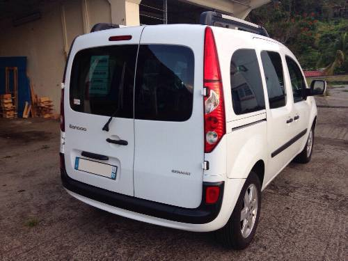 renault kangoo 1 5dci 85 expression annonce voitures la trinit martinique. Black Bedroom Furniture Sets. Home Design Ideas