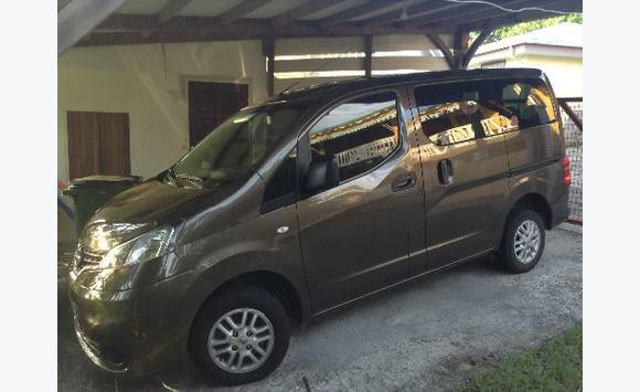 nissan nv 200 7 places - voitures guadeloupe • cyphoma