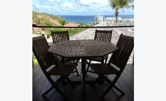 Table et chaise en teck annonce meubles et d coration for Table et chaise en teck