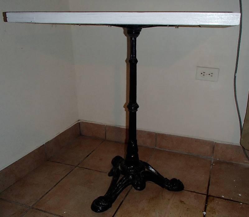 Table bistro retro annonce mobilier et quipement d for Equipement exterieur