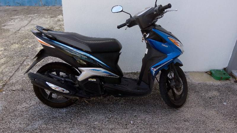 Scooter yamaha 125cc 4-stroke economic - Motorbikes - Scooters