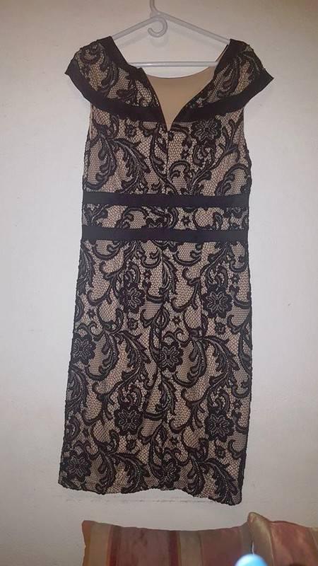 Texture dentelle robe grande taille annonce v tements - Vetement simpson ...