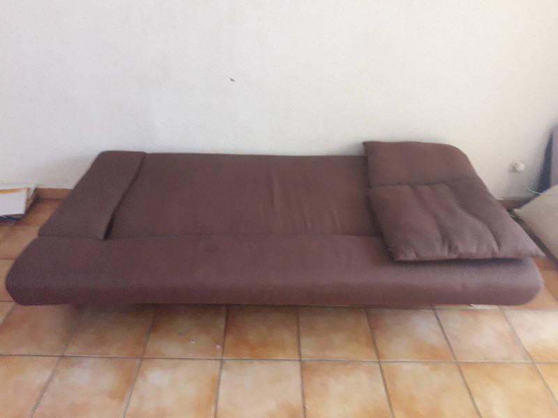 Canap lit annonce meubles et d coration parc de la for Canape orientale