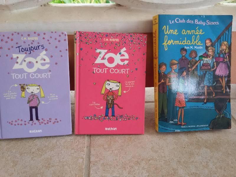 Livres Jeunesse Et Ado Fille