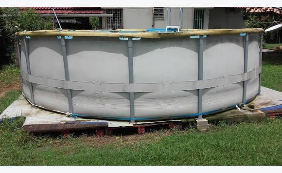piscine hors sol annonce mobilier et quipement d 39 ext rieur kourou guyane cyphoma. Black Bedroom Furniture Sets. Home Design Ideas