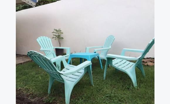 salon de jardin - Annonce - Mobilier et équipement d ...