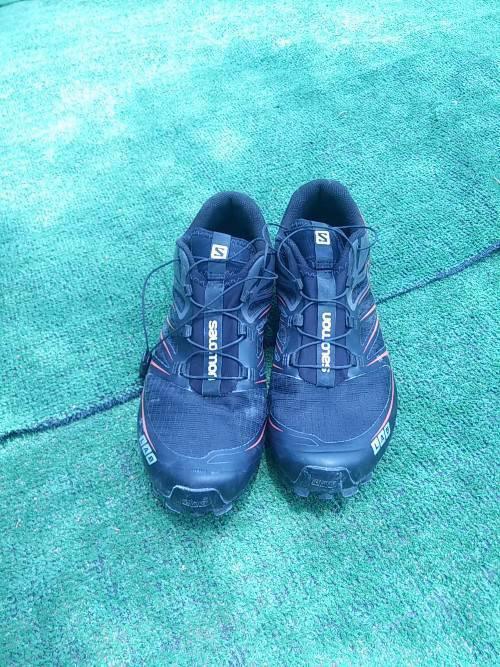 Paire de Salomon S lab M Chaussures Saint Martin • Cyphoma