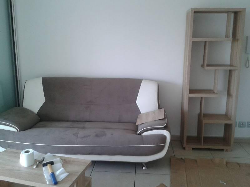 joli canapé 3 places - Annonce - Mobilier et équipement d ...