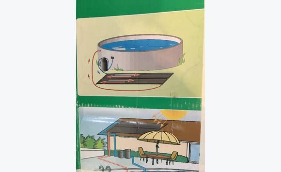 Chauffe eau solaire pour piscine annonce mobilier et for Chauffe eau solaire piscine