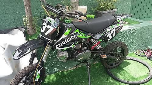 avendre dirt bike orion 125cc annonce motos scooter. Black Bedroom Furniture Sets. Home Design Ideas