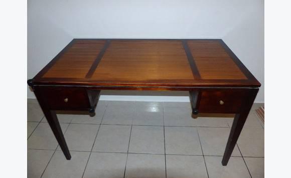 bureau bois bambou annonce meubles et d coration oyster pond saint martin. Black Bedroom Furniture Sets. Home Design Ideas