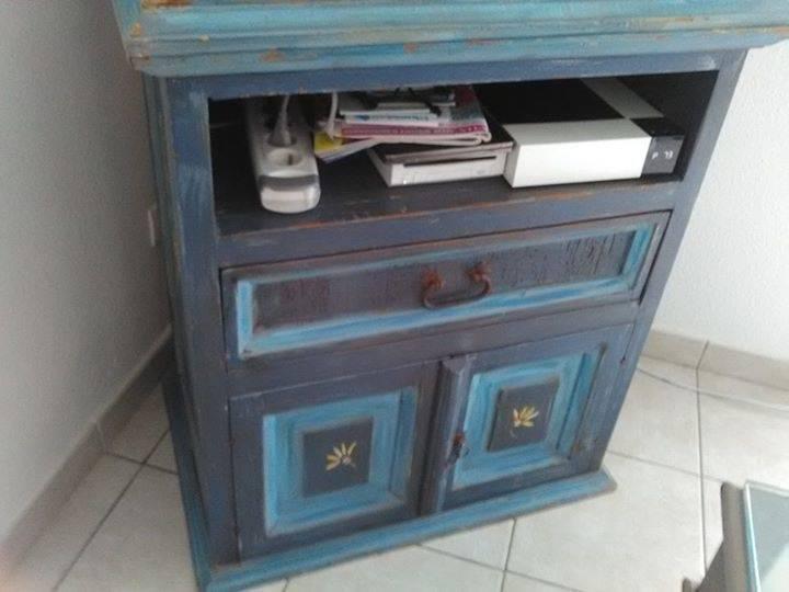Petit meuble bois massif annonce meubles et d coration for Meuble martin