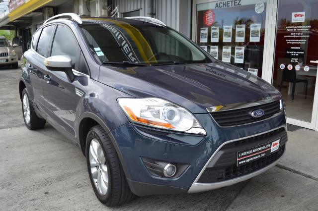 ford kuga 2 0 tdci 163 fap titanium 4x4 annonce. Black Bedroom Furniture Sets. Home Design Ideas