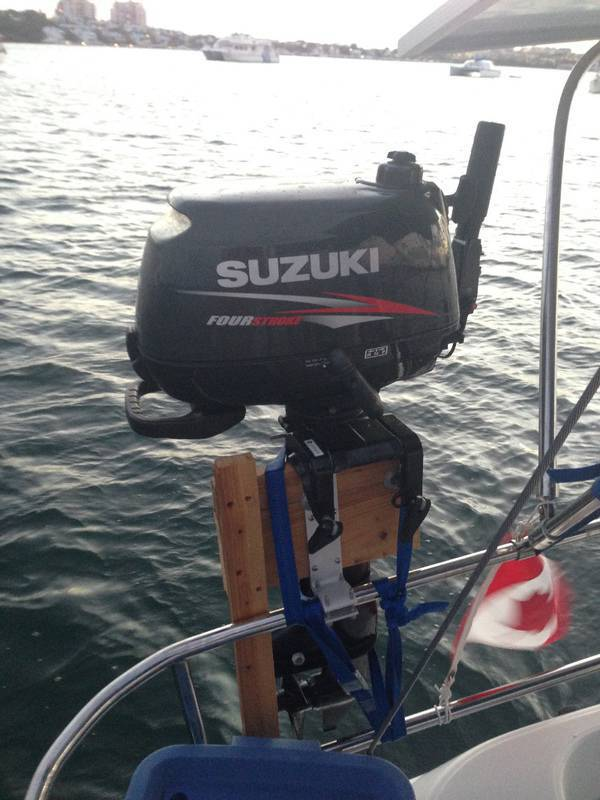 Suzuki 6hp 4 Stroke 2014 Outboard Motor Classified Ad