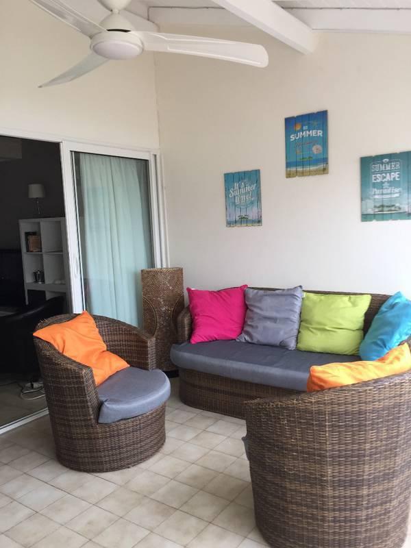 Maison 60m2 1 chambre piscine 300 de la plage annonce for Chambre 60m2