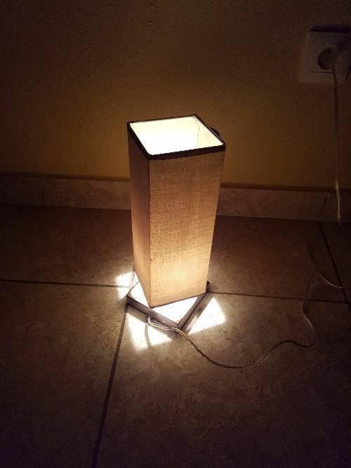 Lampe de chevet interrupteur socle tactile annonce - Interrupteur de lampe de chevet ...