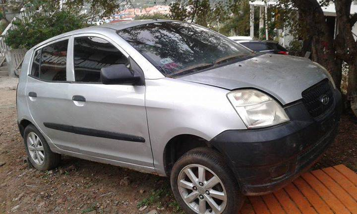 kia picanto 2006 classified ad cars sint maarten. Black Bedroom Furniture Sets. Home Design Ideas