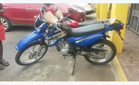 Yamaha bike 125 cc