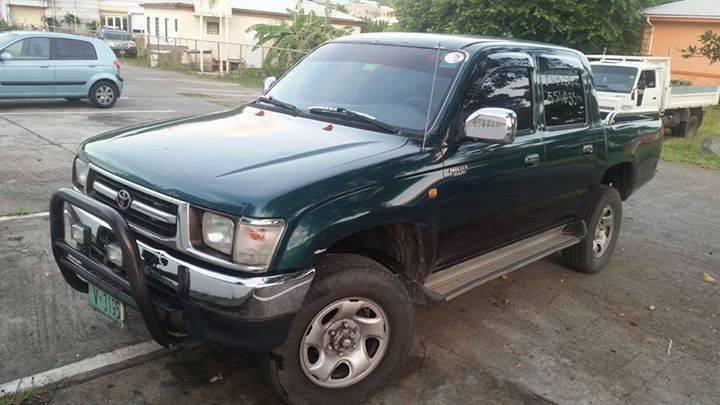 Toyota Turbo Diesel Truck >> 1999 Toyota Hilux Turbo Diesel