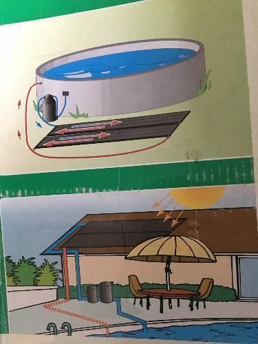 Tapis solaire piscine annonce mobilier et quipement d for Tapis solaire piscine
