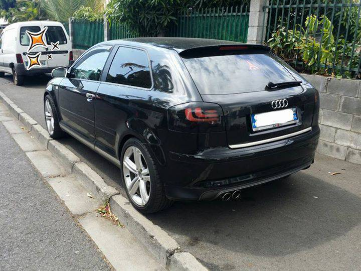 Audi a3 8p 2l 140 annonce voitures la r union for Mueble 2 din audi a3 8p