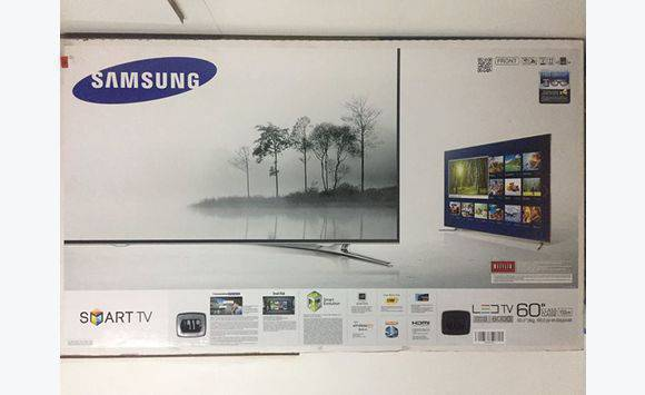 tv samsung 60 pouces smart led annonce image son. Black Bedroom Furniture Sets. Home Design Ideas