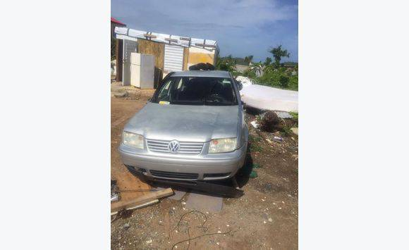Vw Jetta 2002 Auto For Parts Equipment And Accessories Sint Maarten Cyphoma
